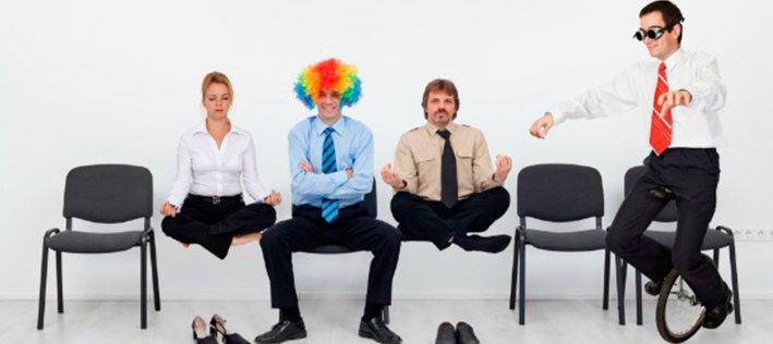 Корпоративные конкурсы в офисе