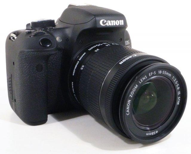 Видеосъемка фотоаппаратом