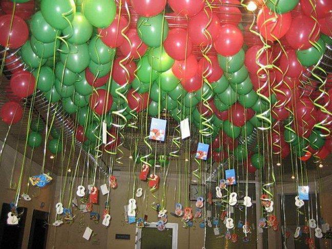 01-3 Гелиевые воздушные шары